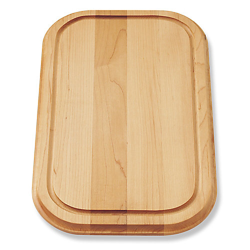 "Maple Cutting Board - 16-3/4"" X 10-1/2"""