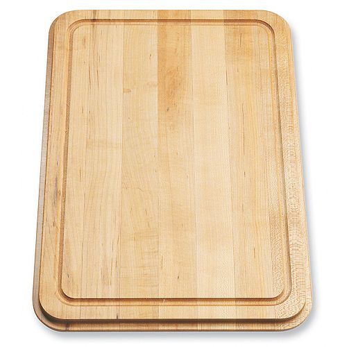 "Maple Cutting Board - 16-7/16"" X 11-11/16"" X 1"""
