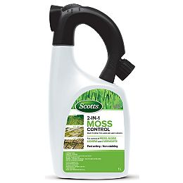 2 IN 1 Moss Control 1 L RTS