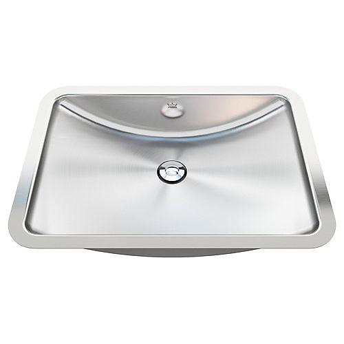 18 Ga UM handwash basin