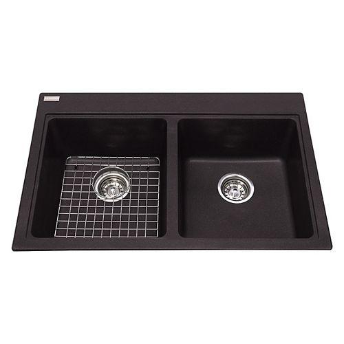 Double sink Espresso