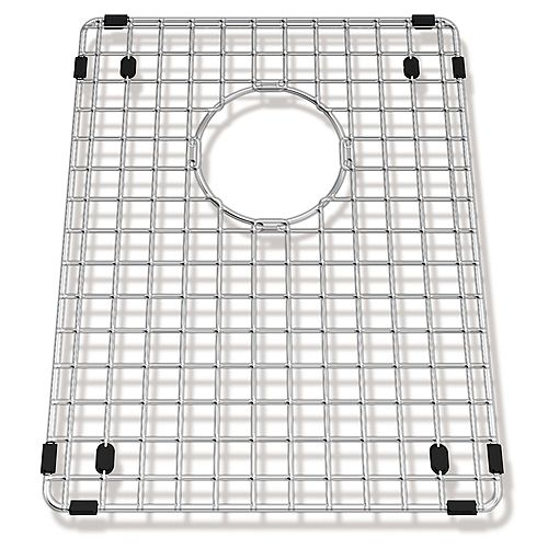 "SS wire bottom grid - 15"" X 12"" X 1"""