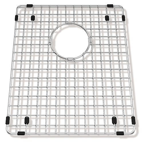 "SS wire bottom grid - 15-1/4 X 13-1/4"" X 1"""