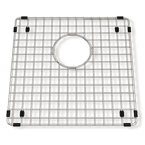 "SS wire bottom grid - 14-1/4"" X  14-1/4"" X 1"""