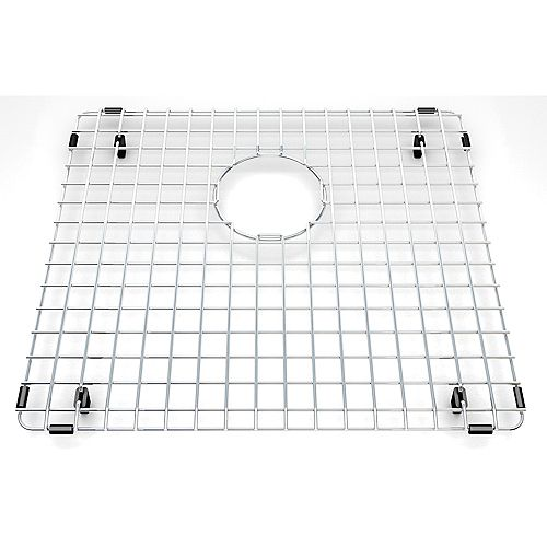 "SS wire bottom grid - 15"" X 17"" X 1"""