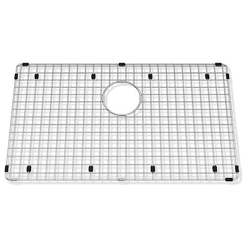 "SS wire bottom grid - 15"" X 26"" X 1"""