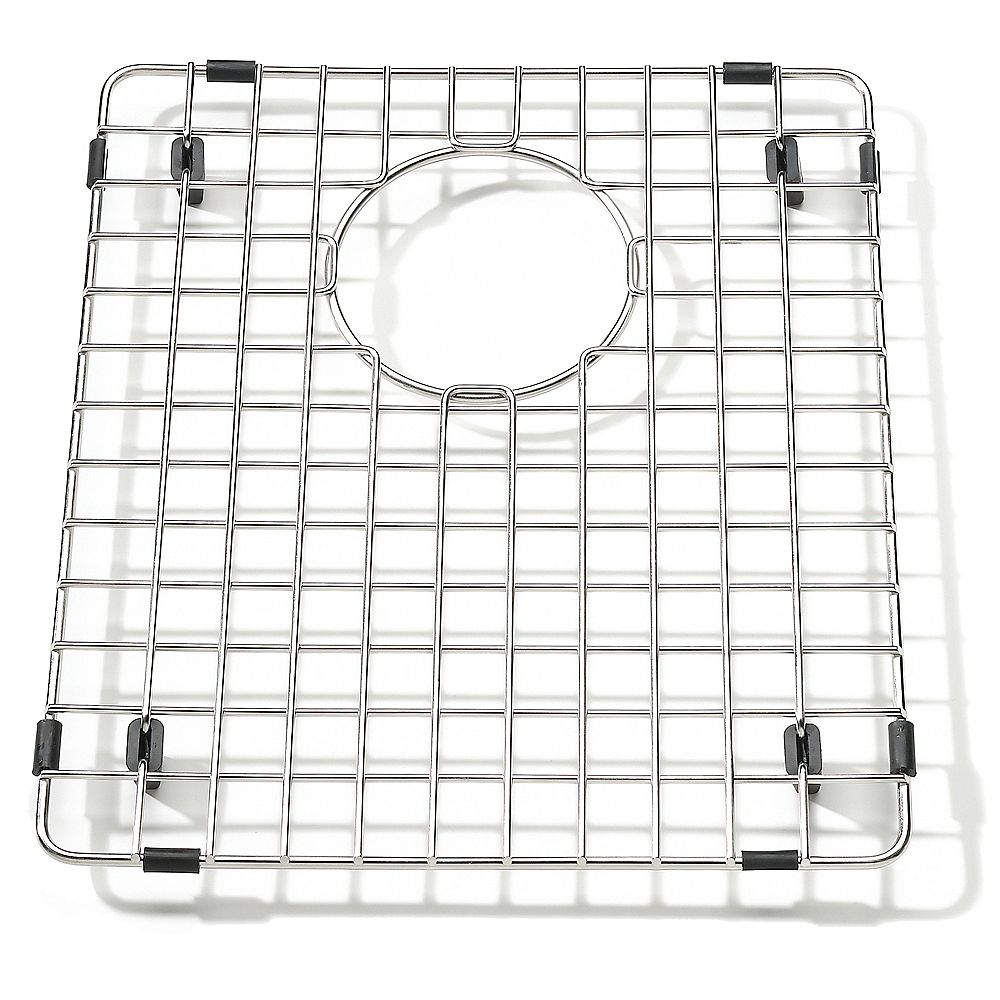 "Kindred SS wire bottom grid - 13-5/8"" X 12-5/16"" X 1"""
