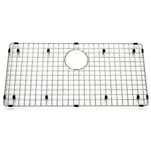 "SS wire bottom grid - 14-1/4"" X 27-1/4"" X 1"""