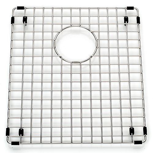 "SS wire bottom grid - 16"" X 13-7/8"" X 1"""