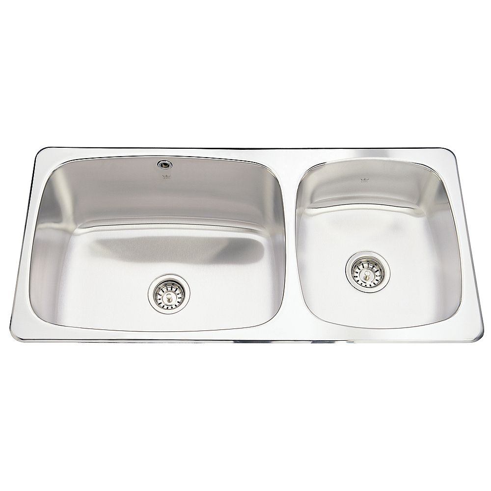 Kindred Combination sink 20 Ga