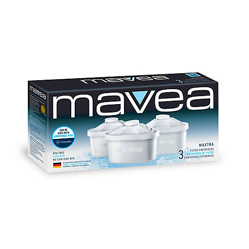 Maxtra Replacement Filter, (3-Pack)