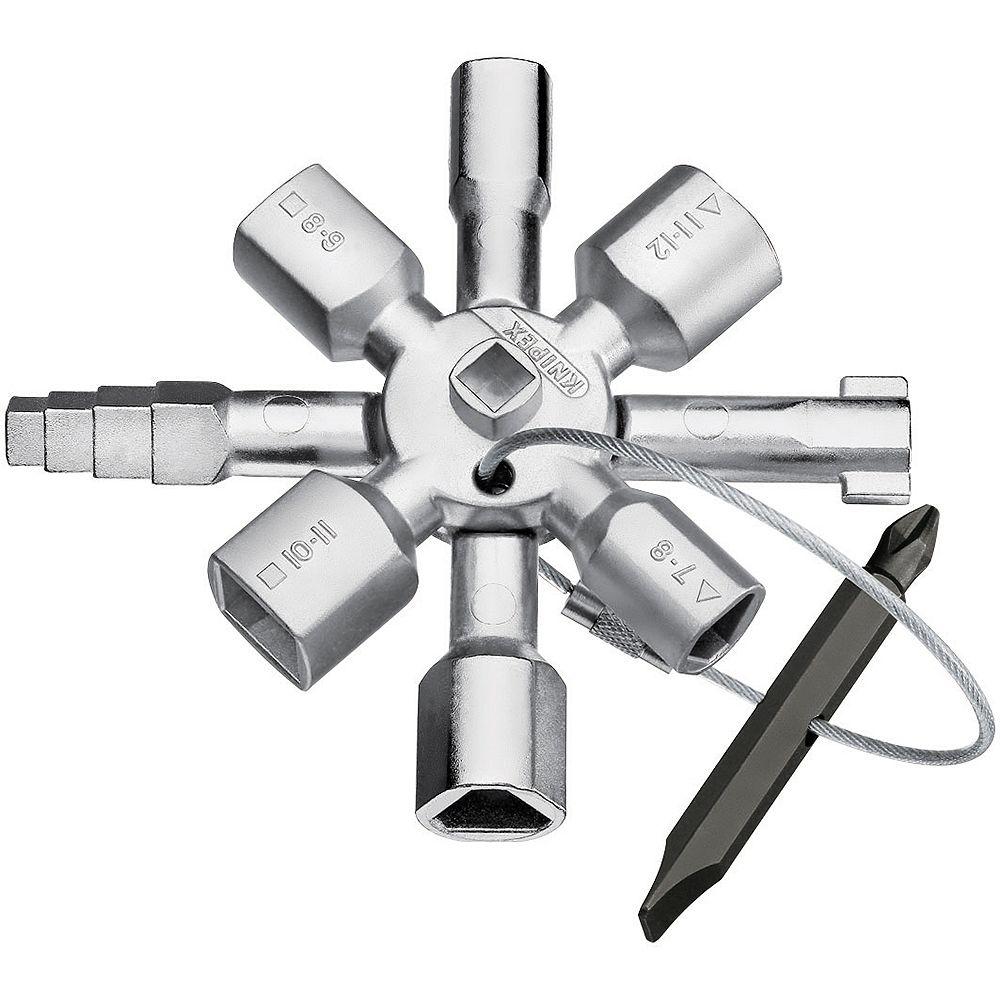 Knipex Twin Key Universal Control Cabinet Key