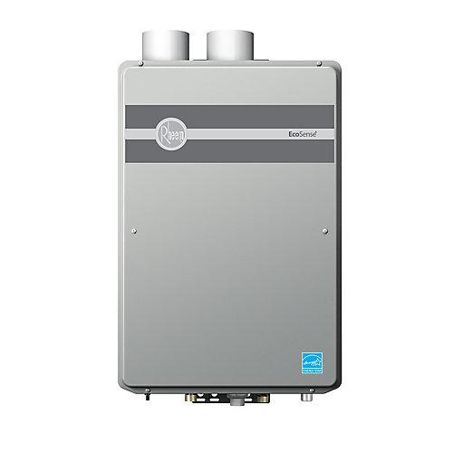Chauffe-eau sans réservoir au propane liquide à condensation au platine de 18,5 litres par minute