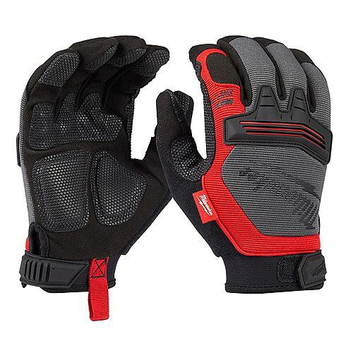 Leather Large Demolition Gloves
