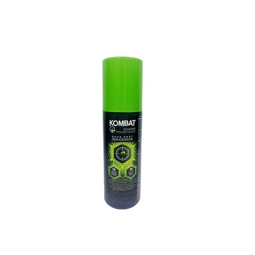12-Hour Deet Free Insect Repellent Pump