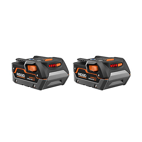 18V 3.0 Ah High Capacity Battery (2-Pack)