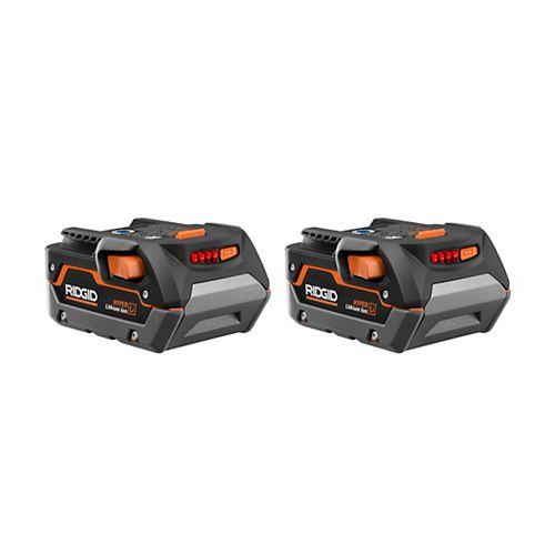 Batterie haute capacité 18V 3.0 Ah (2 batteries)