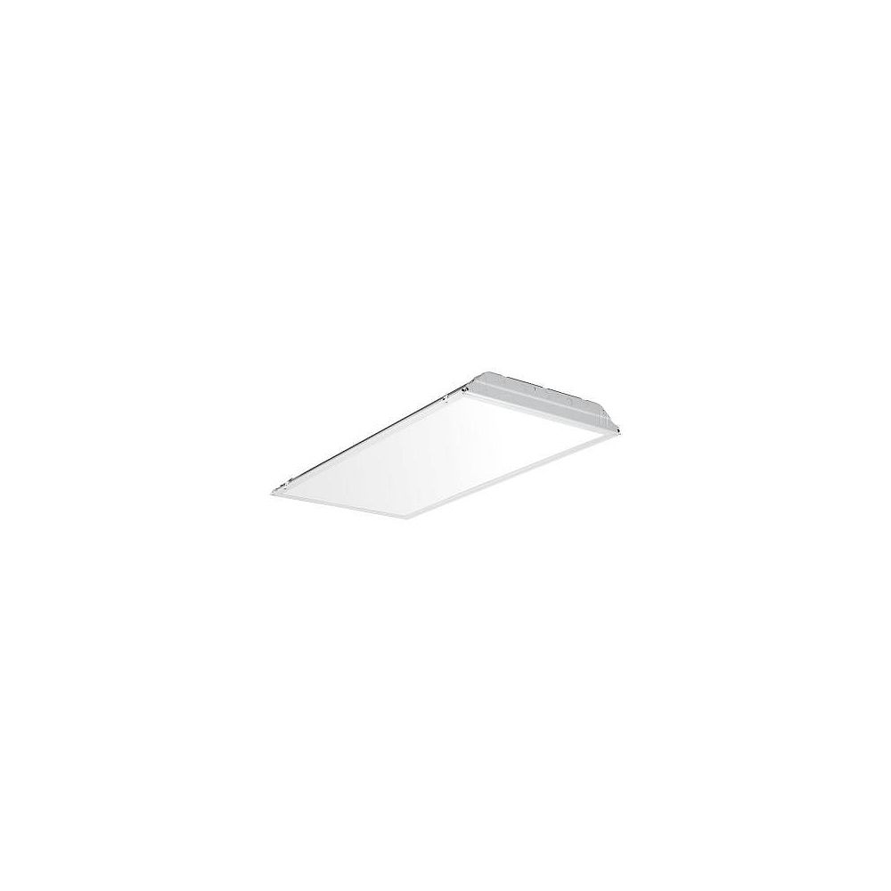 Lithonia Lighting 2 Feet X 4 Feet Smooth White Lens Lay- In LED Troffer ( 28-Pallet )