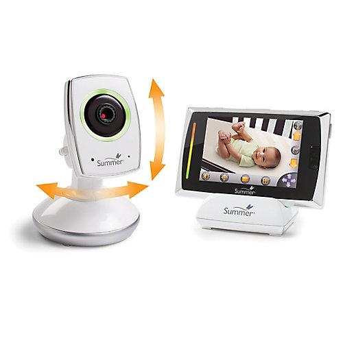 """Moniteur vidéo avec système 3.5 """" Wi-Fi de surveillance par Internet Baby Touch de"""