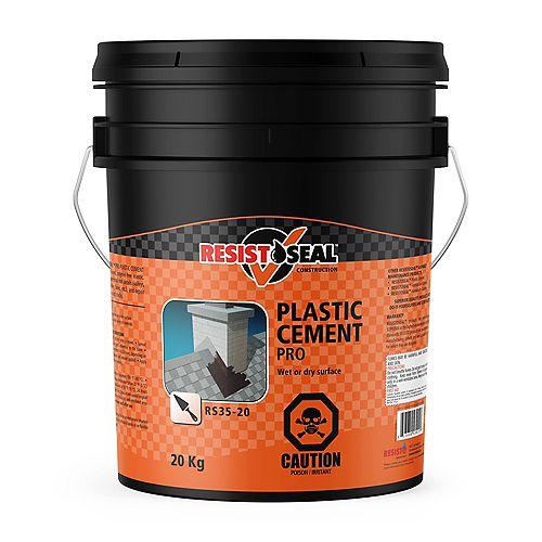 RESISTO Pro Roof Repair Cement 20Kg