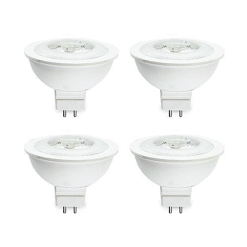 Strak LED 50W Equivalent 3000K MR16 580LM Dimmable LED Light Bulb (4-Pack)