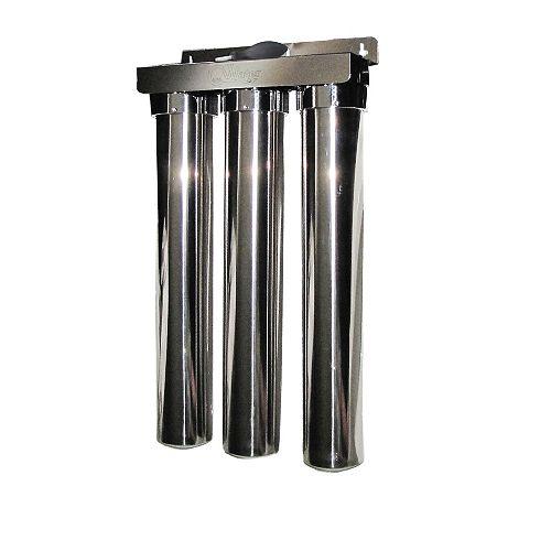 Système de filtration d'eau CasaWater Whole-house en acier inoxydable Alpha