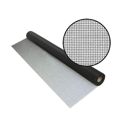Phifer Ultravue 48-inch x 50 ft. Black Screen