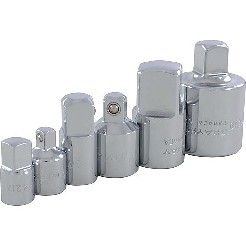 6-Piece Adapter Set