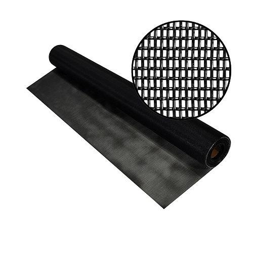 Phifer 48-inch x 25 ft. Black Pet Screen
