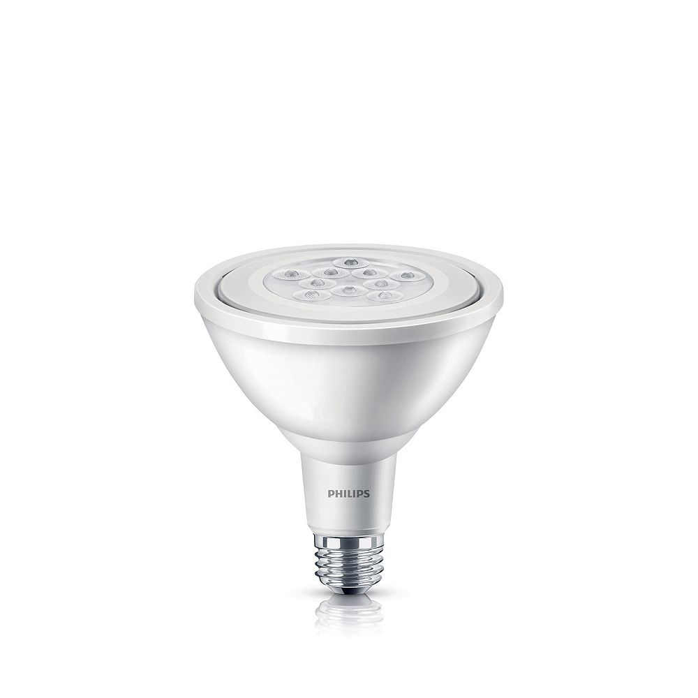 Philips LED 90W PAR38 Bright White 3000K Non-Dimmable