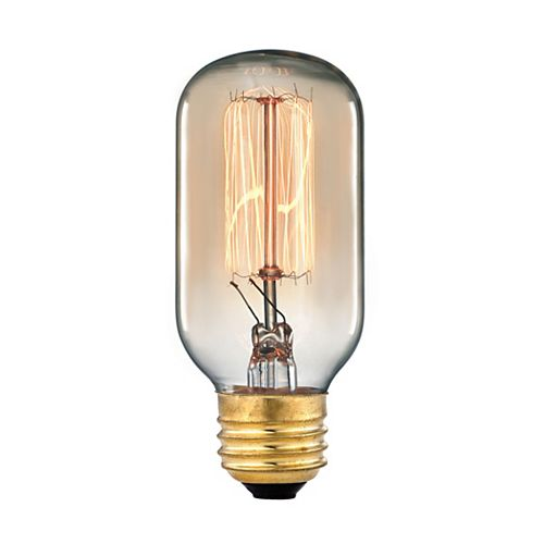 Candelabra Base Vintage Filament Light Bulb