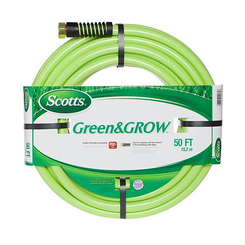 Green & Grow 5/8-inch x 50 ft. Hose
