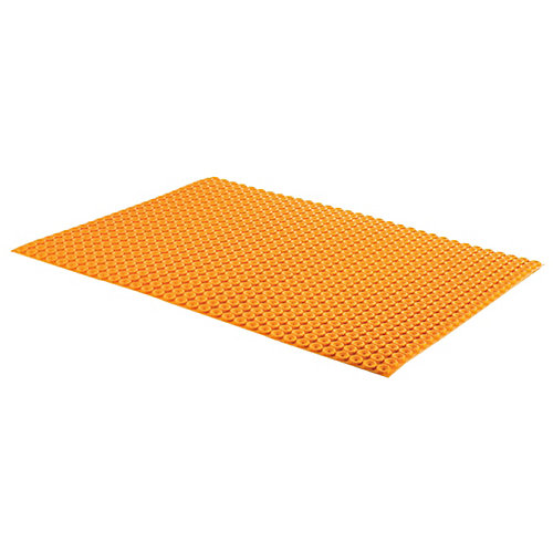 Ditra-Heat 3 ft 3 inch x 2 ft 7 inch Membrane Sheet