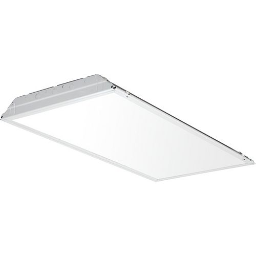 2GTL4 SWL MVOLT LP840 2 ft. x 4 ft. White LED Lay-In Troffer with Smooth White Lens