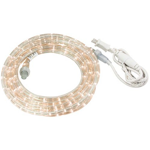 Commercial Electric 18 ft. Integrated LED Rope Light