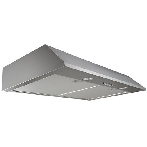 30-inch 280 CFM Range Hood in Stainless Steel