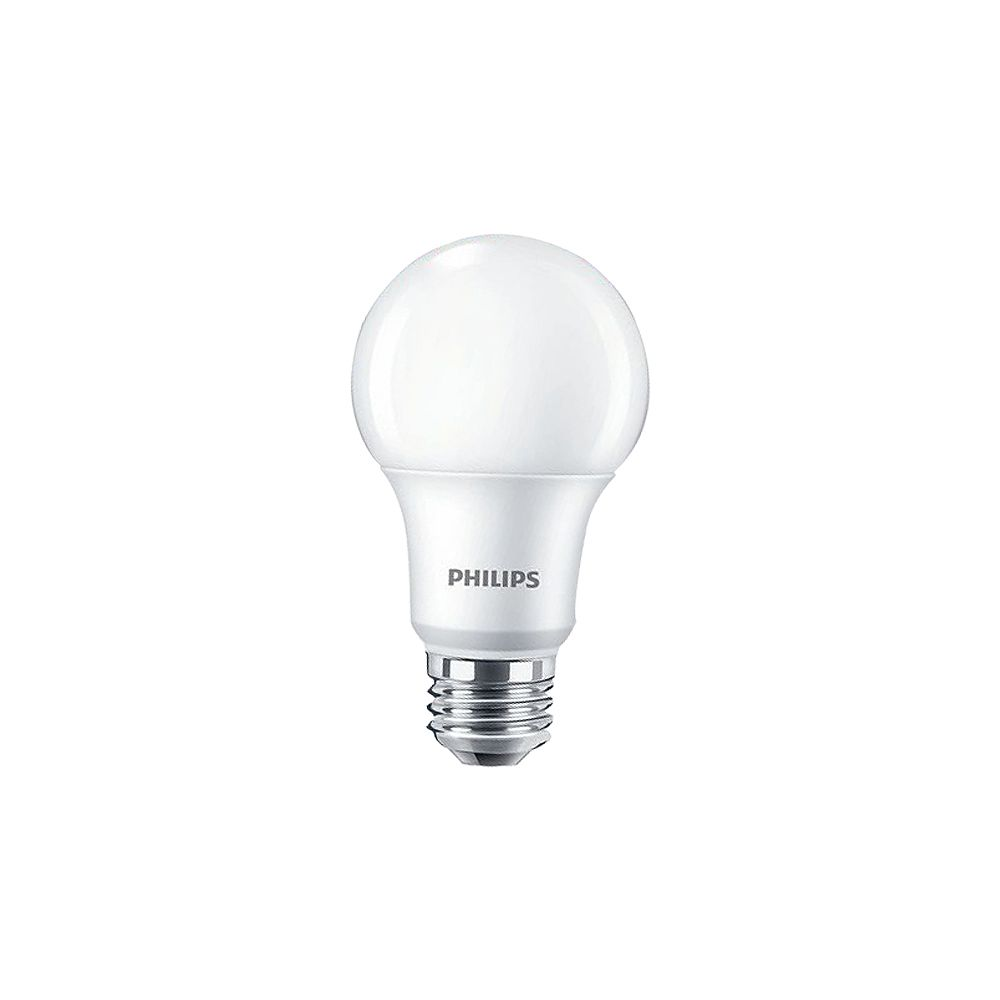 Philips LED 60W A19 Bright White 3000K - ENERGY STAR®