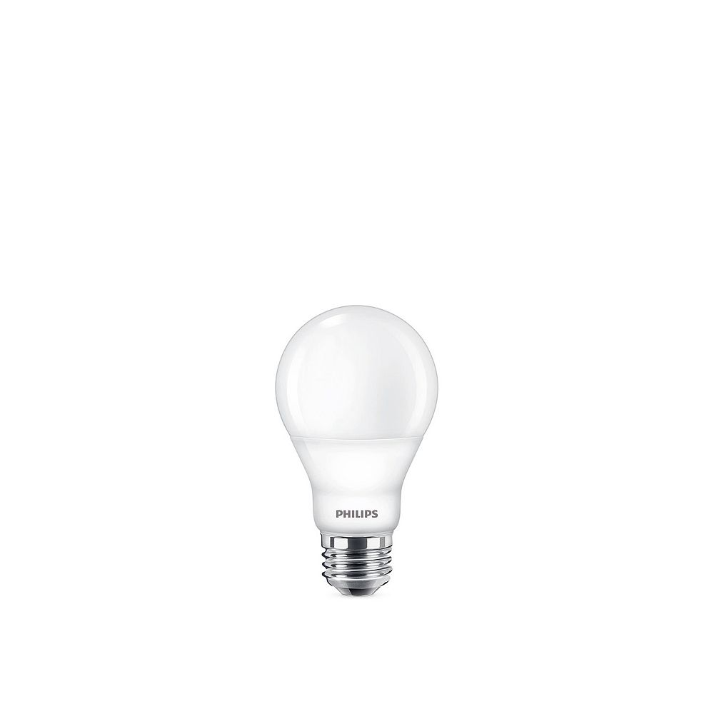 Philips LED 60W A19 Soft White 2700K