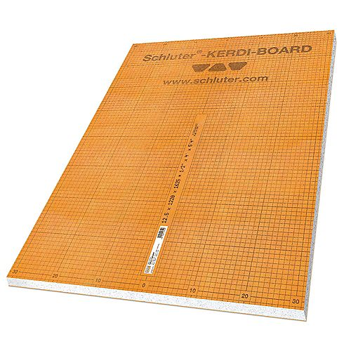 Kerdi-Board 3/4 inch x 24-1/2 inch x 96 inch Building Panel