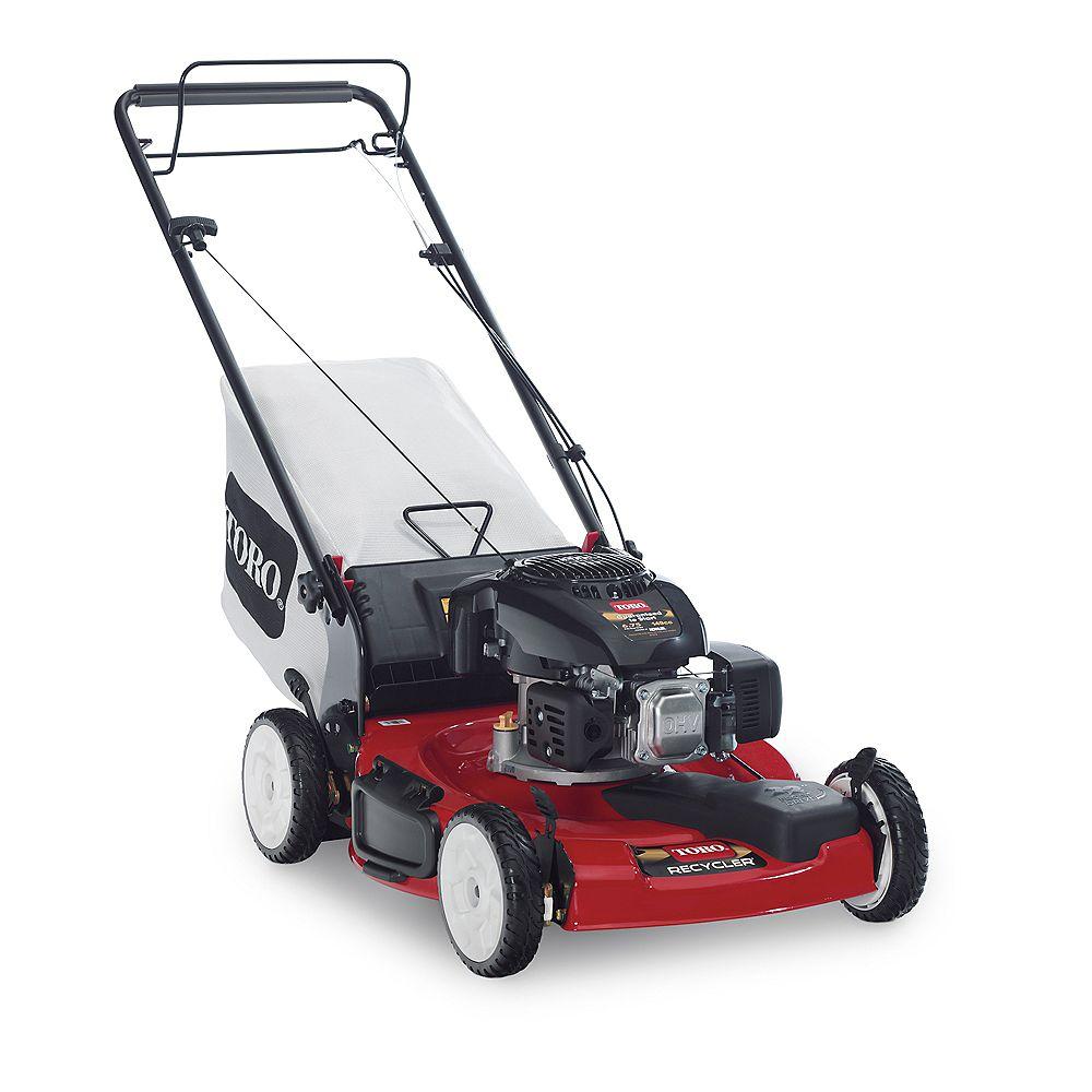Toro 22-inch Recycler Low-Wheel Self-Propelled Lawn Mower with Kohler Engine