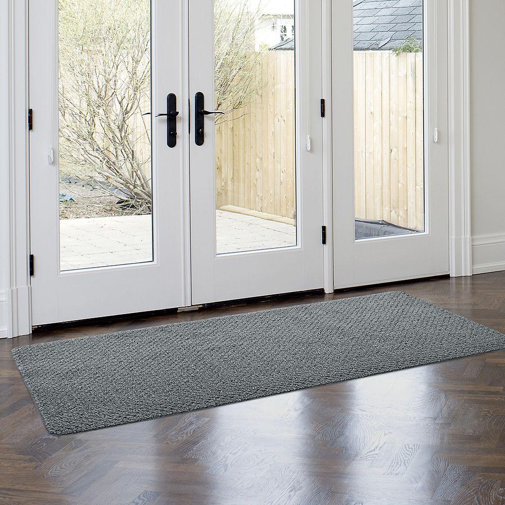 Uz-ite Silver Concept  3 Feet X 4 Feet Carpet