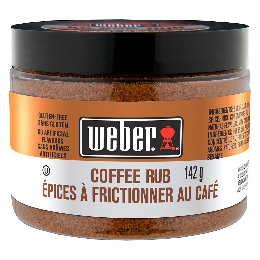 Weber 142g Coffee Rub