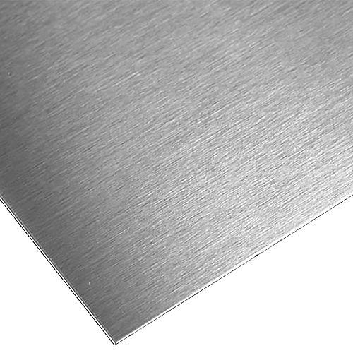 24 x 36 x 0,02 pouce Tôle d'aluminium décorative