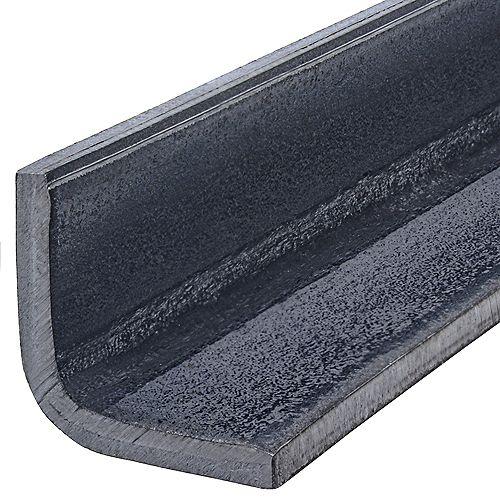 1/8-inch x 2-inch x 72-inch Steel Angle
