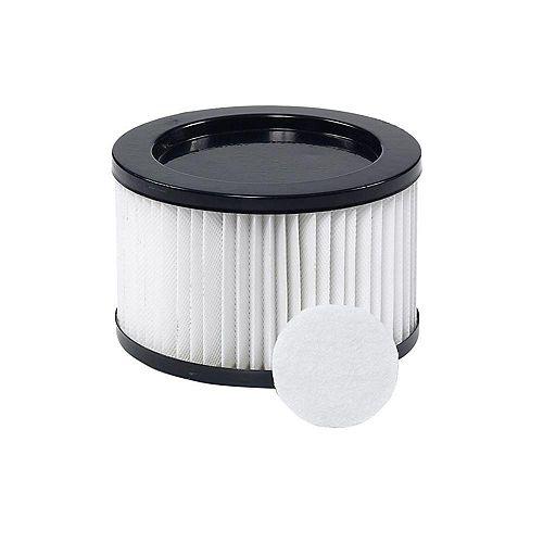 HEPA Replacement Filter for  DV0500 Ash Vacuum