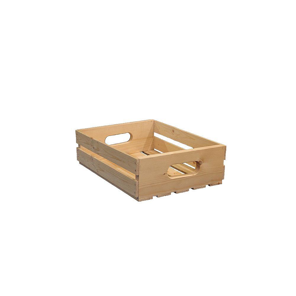HDG Pine Tray 16 Inch X 12.5 Inch X 4.75