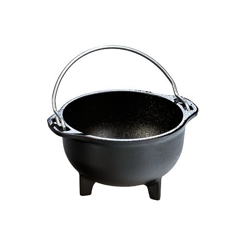 Heat-Treated Cast Iron Country Kettle 16 Ounce