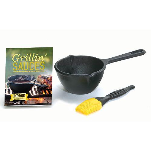 Cast Iron Grillin' Sauces Kit