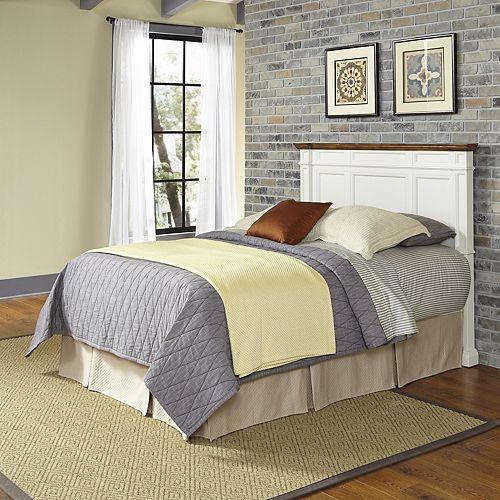 Home Styles Americana à la tête de lit Queen