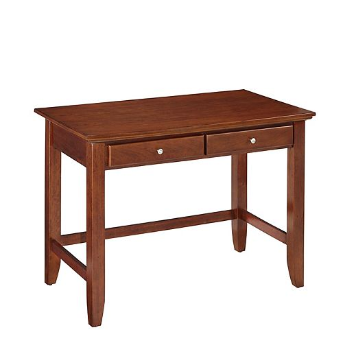 Chesapeake 42-inch x 30-inch x 24-inch Standard Writing Desk in Brown